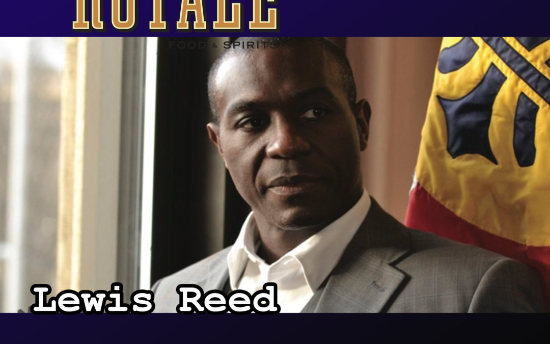 St. Louis Mayoral Closeup Podcast, Episode Four: Lewis Reed