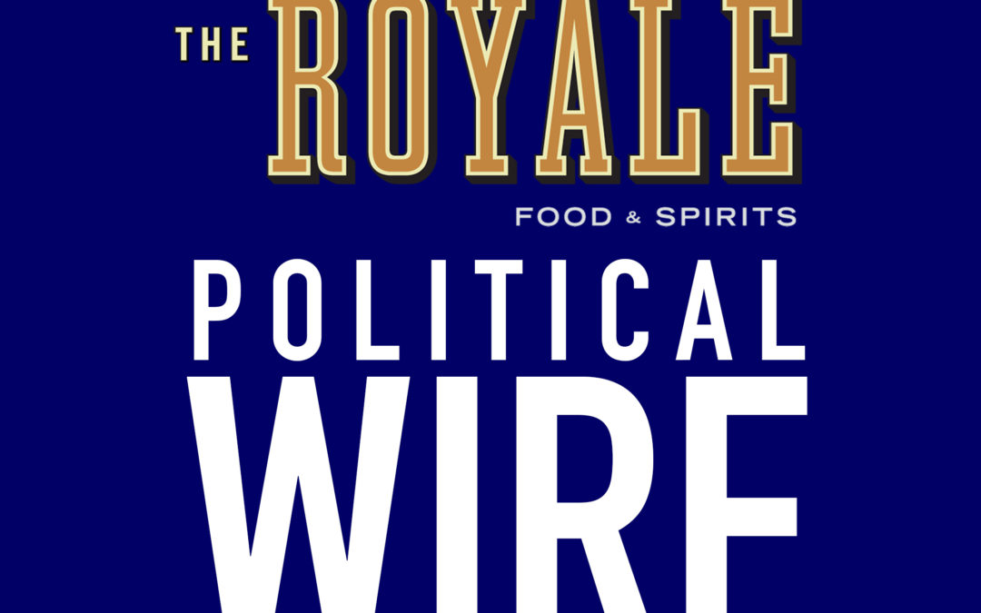 Royale Political Wire w/ Tony Messenger of the Post-Dispatch 11/10/17
